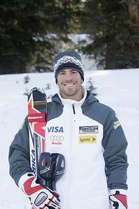 David Chodounsky 2009-10 U.S. Alpine Europa Cup Ski Team  Photo © Brian Robb