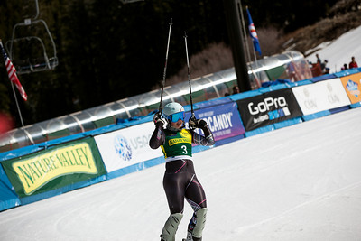 Slalom 2014 Nature Valley U.S. Alpine Championships at Squaw Valley Photo: Sarah Brunson/U.S. Ski Team