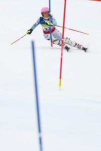 Hava Rohloff Women's Slalom 2015 Nature Valley U.S. Alpine Championships at Sugarloaf Mountain, Maine Photo: USSA