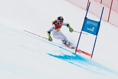 Patricia Mangan Women's GS 2016 Nature Valley U.S. Alpine Championships at Sun Valley, Idaho Photo: U.S. Ski Team