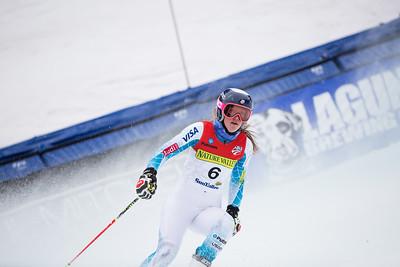 Nina O'Brien Women's GS 2016 Nature Valley U.S. Alpine Championships at Sun Valley, Idaho Photo: U.S. Ski Team