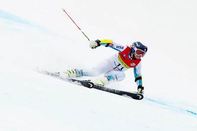 Stephanie Lebby Women's GS 2016 Nature Valley U.S. Alpine Championships at Sun Valley, Idaho Photo: U.S. Ski Team