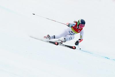 Abby Ghent Women's GS 2016 Nature Valley U.S. Alpine Championships at Sun Valley, Idaho Photo: U.S. Ski Team