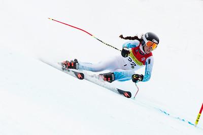Keely Cashman Women's GS 2016 Nature Valley U.S. Alpine Championships at Sun Valley, Idaho Photo: U.S. Ski Team