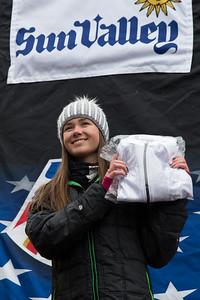 Women's GS 2016 Nature Valley U.S. Alpine Championships at Sun Valley, Idaho Photo: U.S. Ski Team