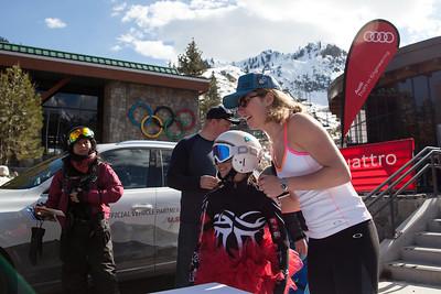 2014 Nature Valley U.S. Alpine Championships at Squaw Valley Photo: Sarah Brunson/U.S. Ski Team
