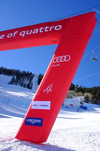 2014 Audi FIS Ski World Cup at the Nature Valley Aspen Winternational in Aspen, CO. Photo © Grafton Smith
