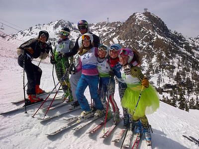 Squaw Valley 2012 U.S. Ski Team Day April 7, 2012 Aksel Lund Svindal's pro-am team Photo: Jessica Miller/USSA