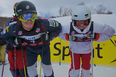 Joseph Discoe (L) Bradley Wilson (R) 2011 U.S. Freestyle Nationals at Stratton © Kirk Paulsen