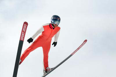 Bryan Fletcher - Jump Training at Utah Olympic Park