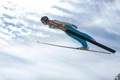 2015 U.S. Nordic Combined Championships Photo © Cullen Patty/U.S. Ski Team