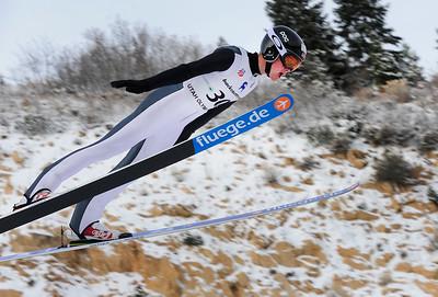 Jasper Good - FIS Nordic Combined Continental Cup - Utah Olympic Park