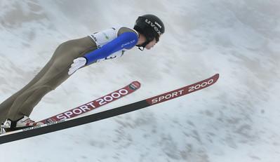 Harald Johannes Riibler - Nordic Combined Continental Cup Jump