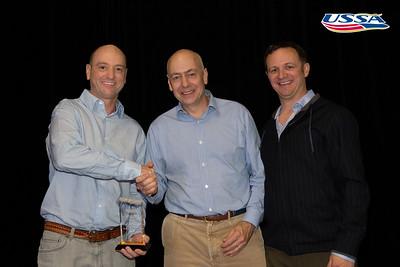 Snowboarding Club of the Year: Team Park City United 2015 USSA Congress Chairman Award's Dinner Photo: USSA