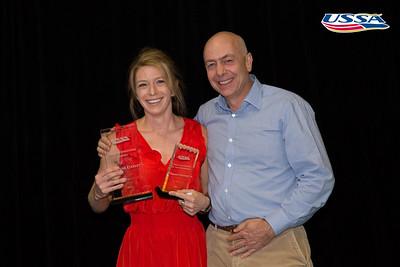 Beck International Award Freestyle Athlete of the Year: Hannah Kearney 2015 USSA Congress Chairman Award's Dinner Photo: USSA